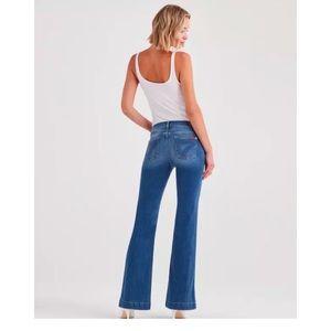 7 for All Mankind Dojo Bella Heritage Flare Jeans